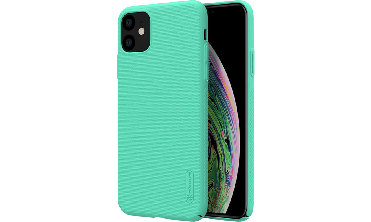 Super Frosted Shield do iPhone 11 zielony