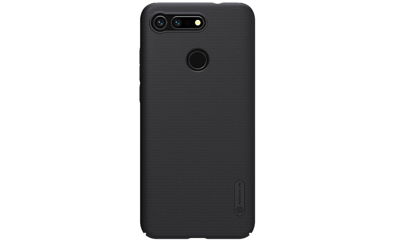 Etui Nillkin Super Frosted Shield Black do Honor View 20