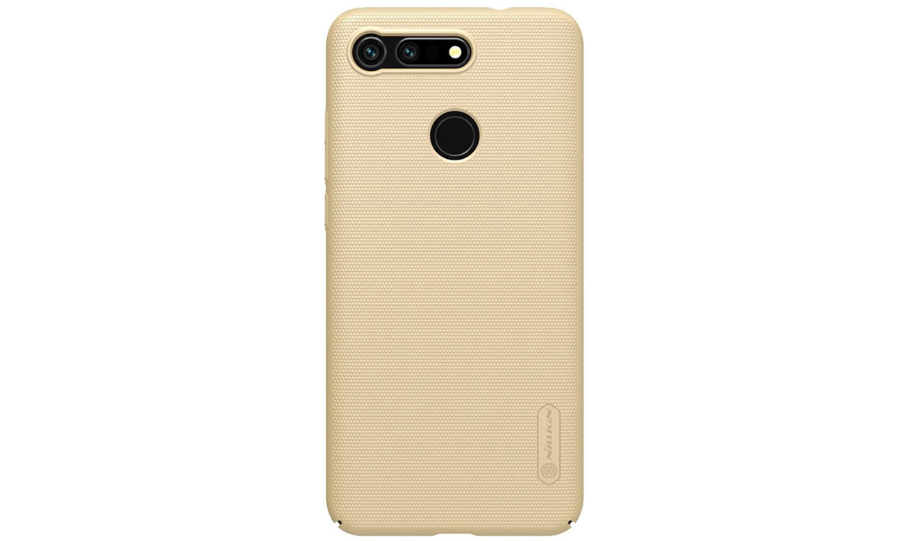 Etui Nillkin Super Frosted Shield Gold do Honor View 20
