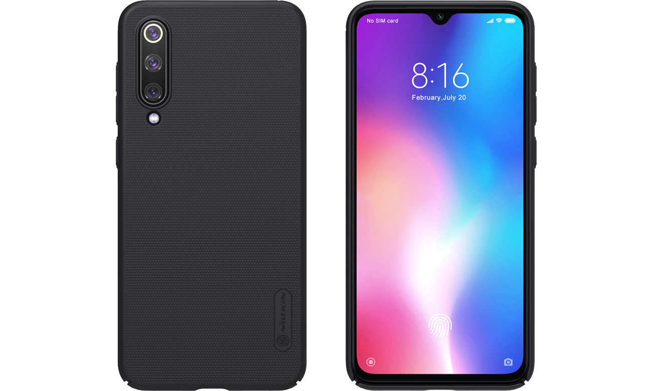 Super Frosted Shield do Xiaomi Mi 9 SE czarny
