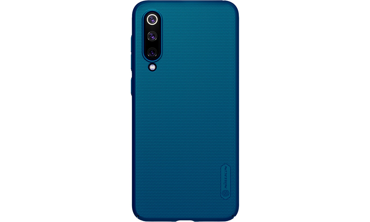 Super Frosted Shield do Xiaomi Mi 9 SE niebieski