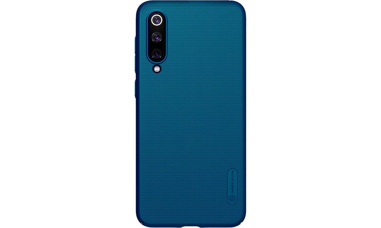 Super Frosted Shield do Xiaomi Mi 9 SE niebieski