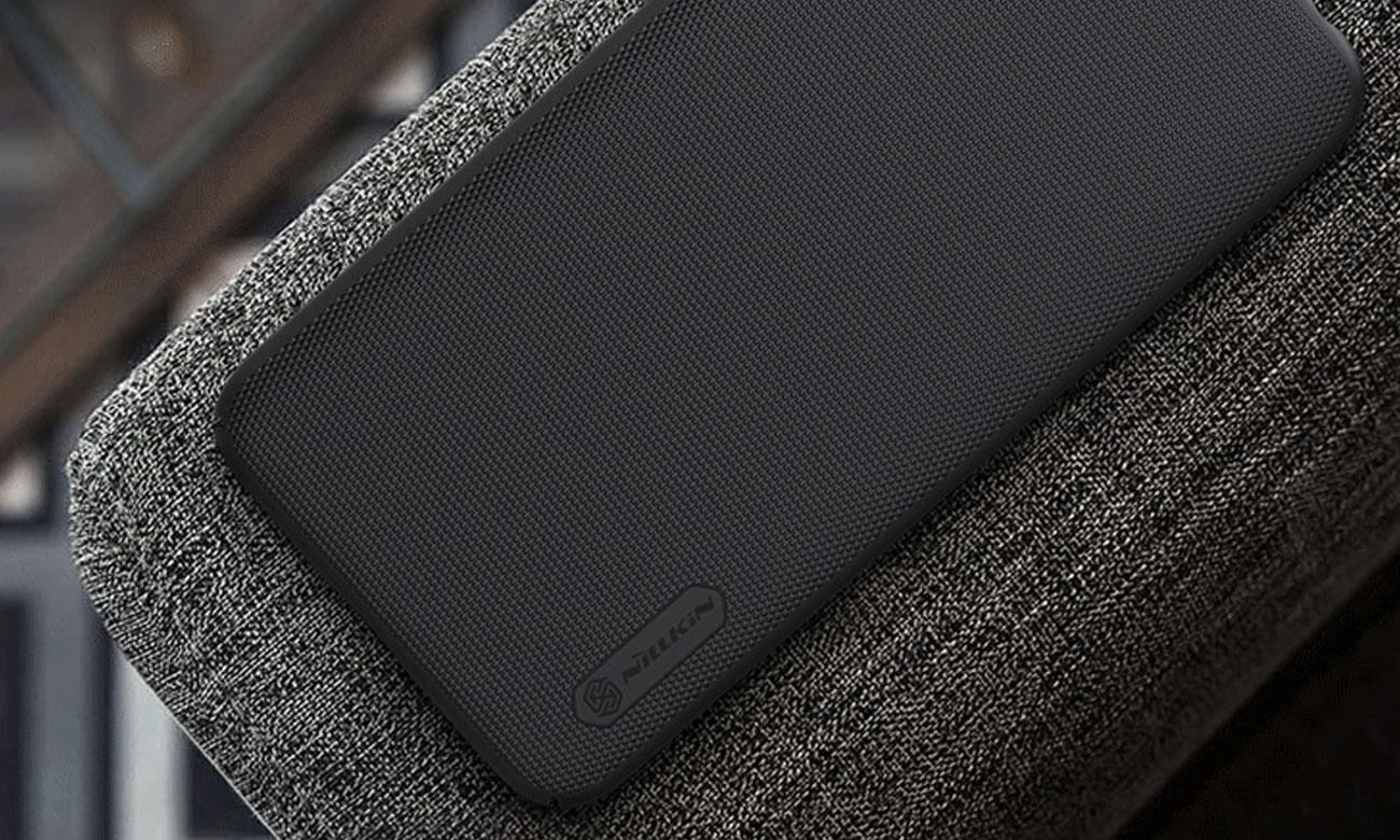 Etui Nillkin Super Frosted Shield Black do Xiaomi Redmi Go