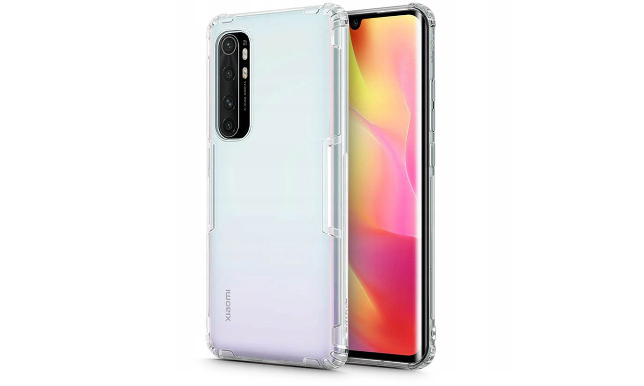 Etui Nillkin Nature do Xiaomi Mi Note 10 Lite