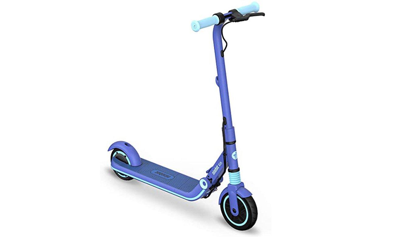 Hulajnoga elektryczna Ninebot eKickScooter Zing E8 Niebieska