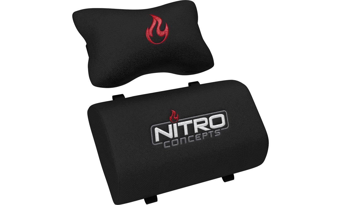 Nitro Concepts S300 EX - Poduszki