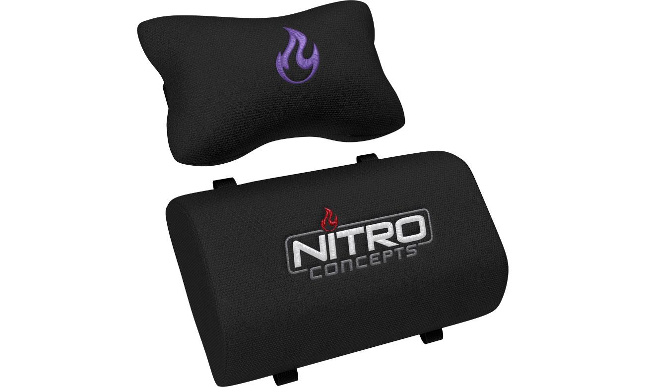 Nitro Concepts S300 poduszki
