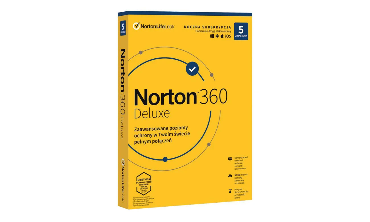Program antywirusowy NortonLifeLock Norton