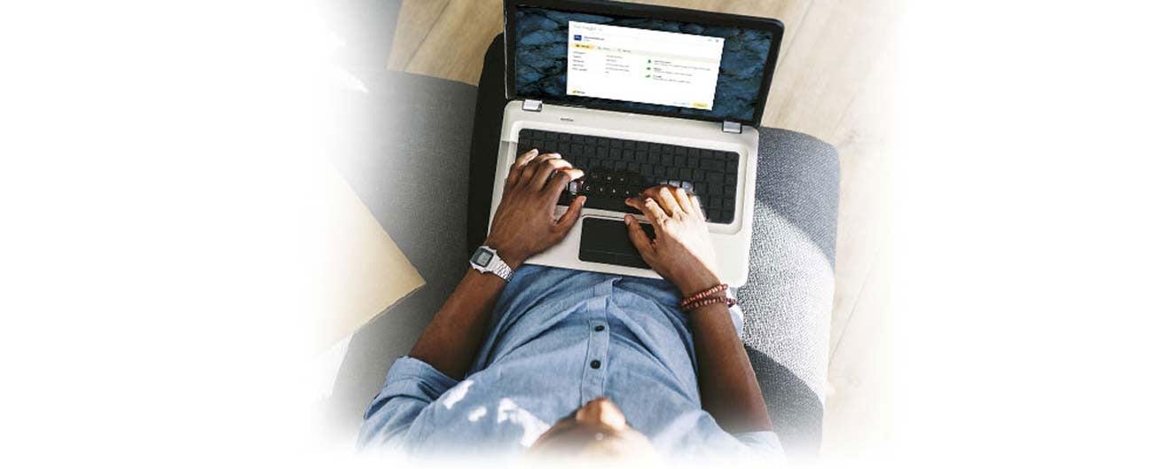 Program antywirusowy NortonLifeLock Norton Antivirus na bieżąco