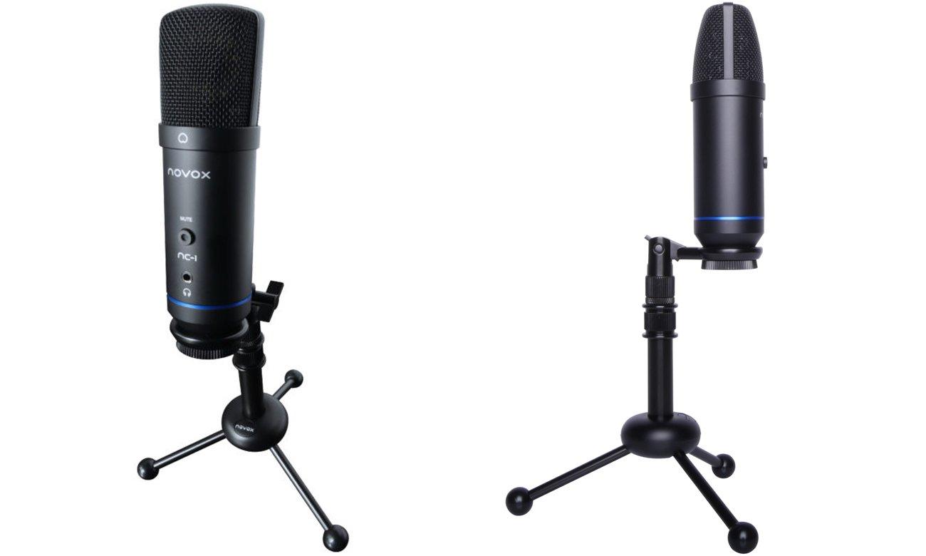 Mikrofon pojemnościowy Novox NC-1 Class