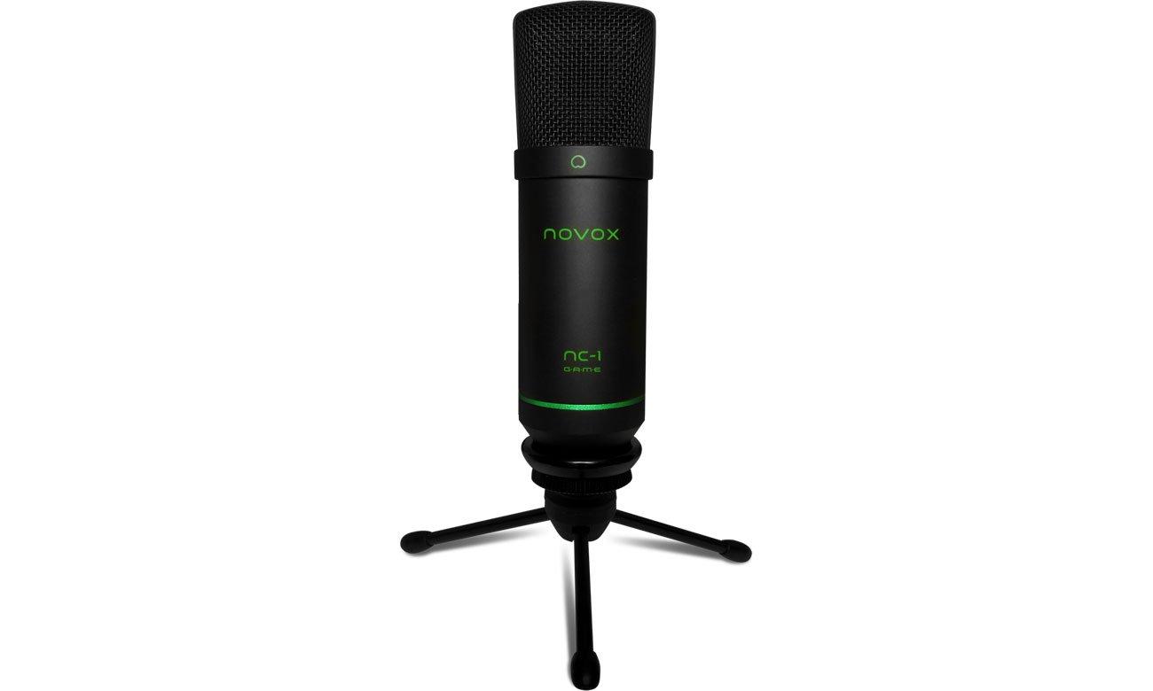 Mikrofon Novox NC-1 Game USB
