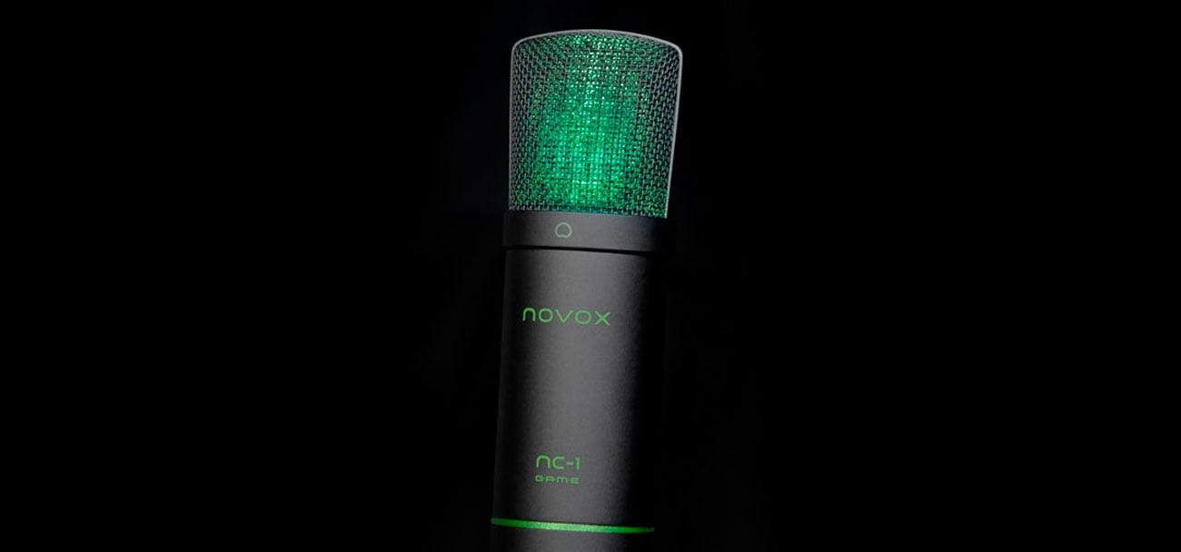 Novox NC-1 Game Podświetlenie