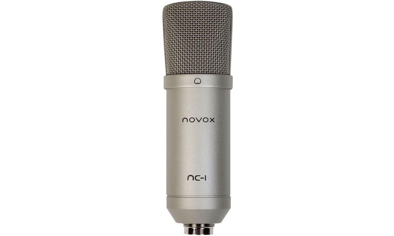 Mikrofon Novox NC-1 Silver USB