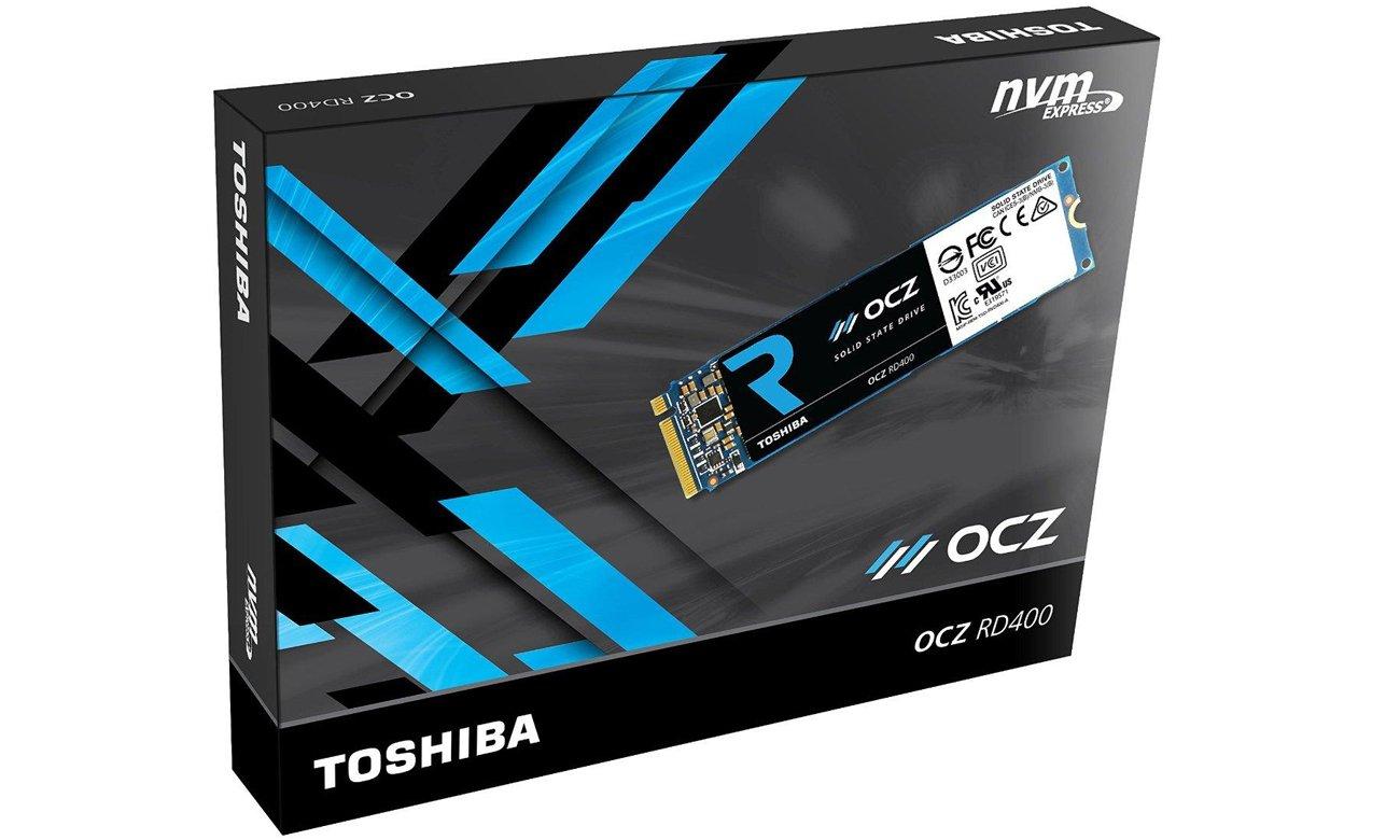 Dysk SSD OCZ RD400 M.2 box