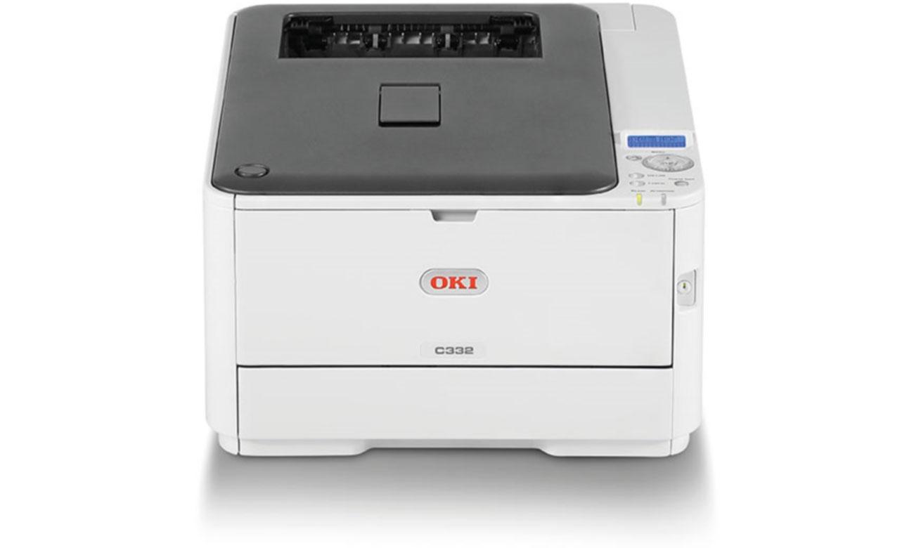 drukarka do biura i korporacji OKI C332dnw