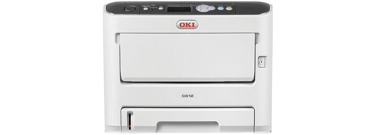OKI C612n 46406003 widok z przodu