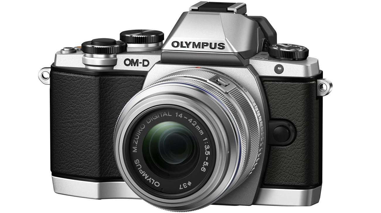 Olympus E-M10 Mark II srebrny