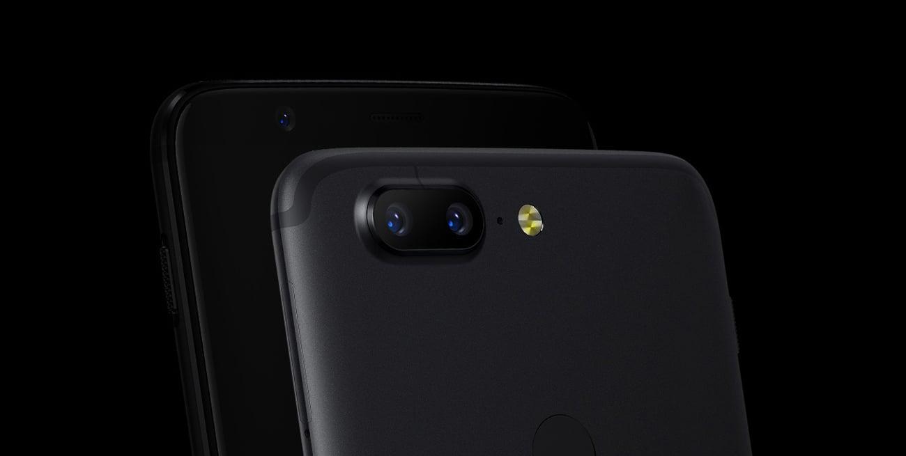 OnePlus 5T bezkonkurencyjny aparat 20 + 16 Mpix