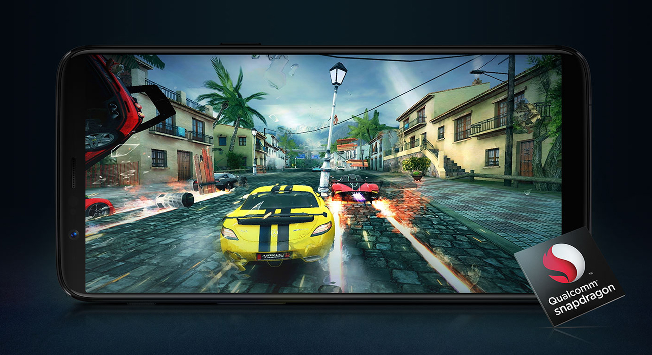OnePlus 5T ośmiordzeniowy procesor Snapdragon 835 oxygenOS