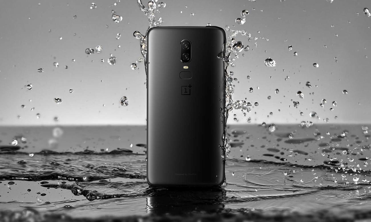 OnePlus 6 szkło 3D