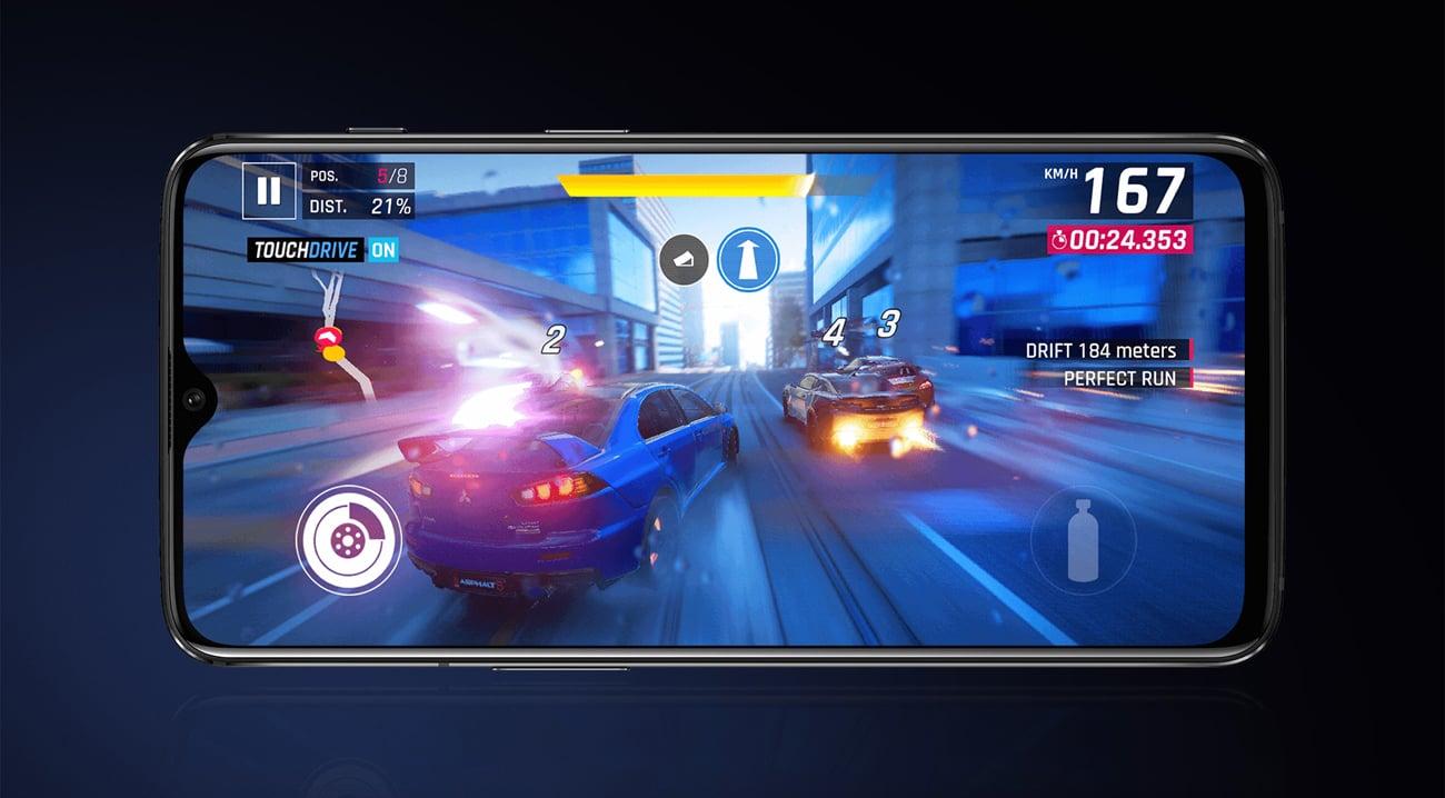 OnePlus 6T 8-rdzeniowy procesor Snapdragon 845