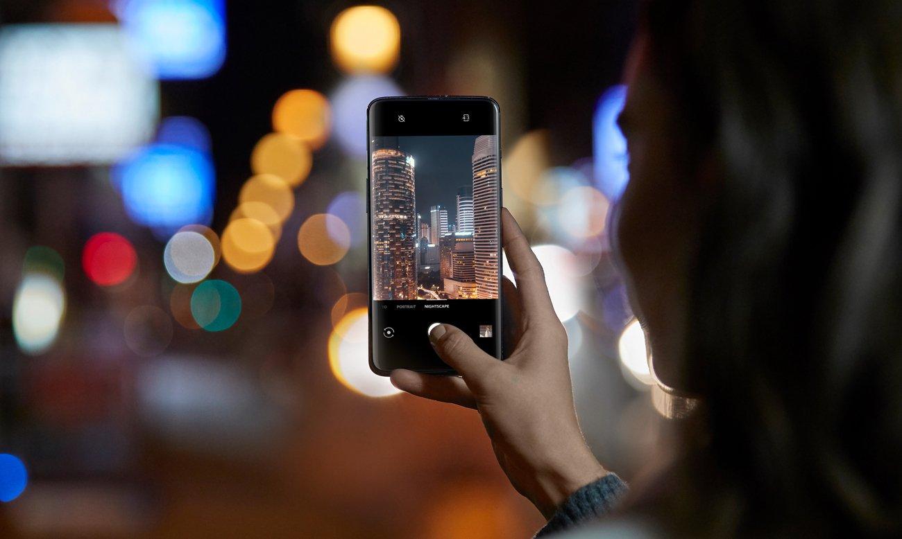 OnePlus 7 podwójny aparat sony imx586 48 Mpix