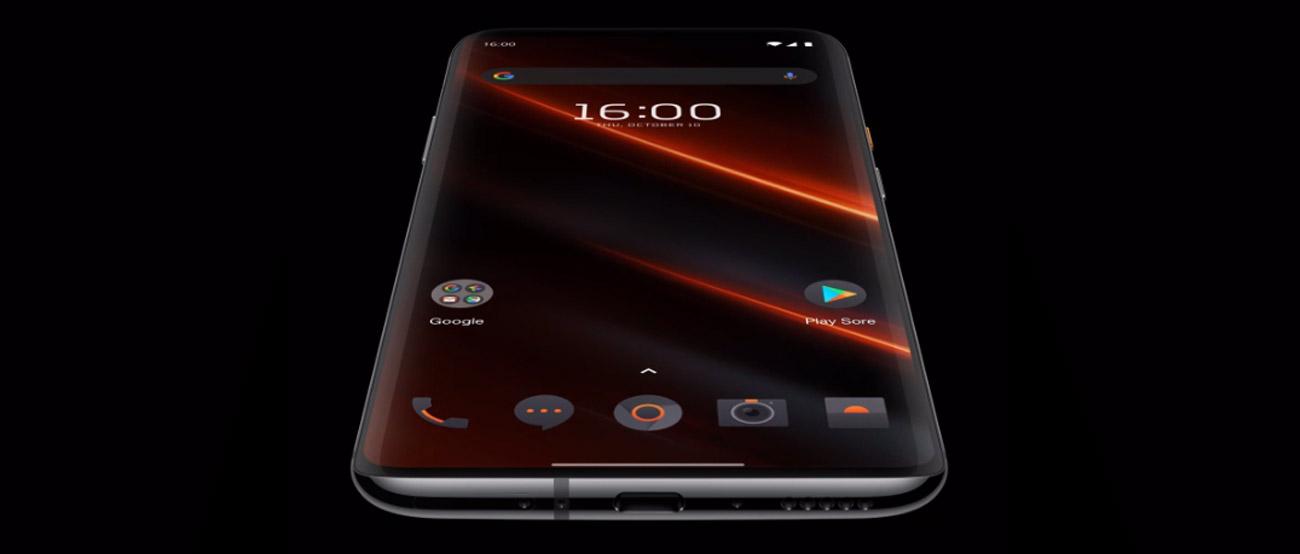 OnePlus 7T pro McLaren Edition panoramiczny ekran 90 Hz