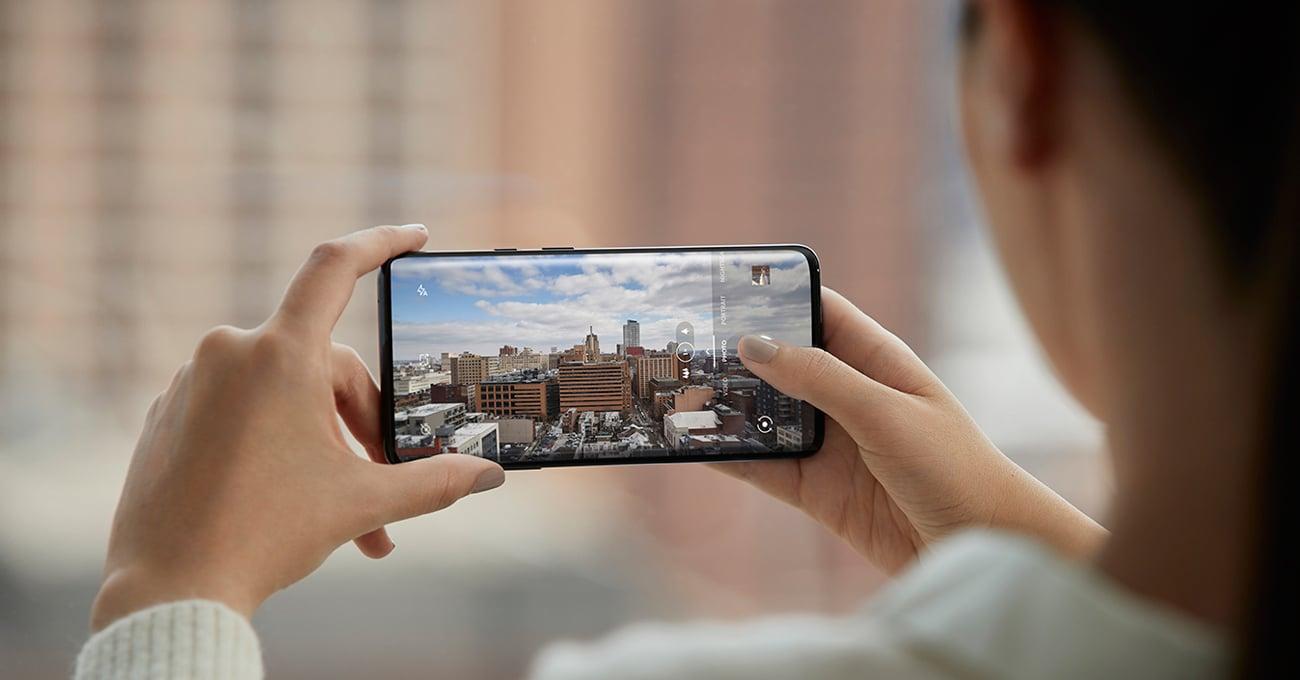 OnePlus 7 teleobiektyw