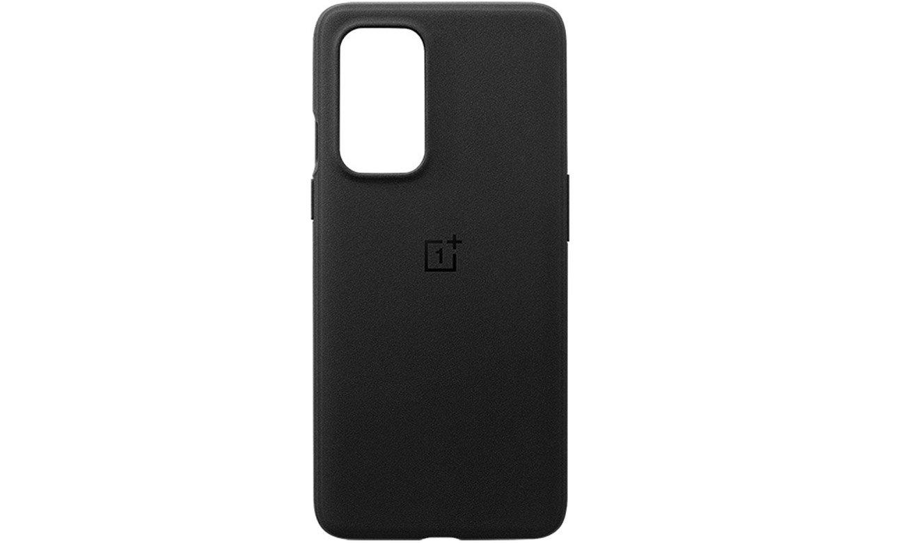 Etui Sandstone Bumper Case do OnePlus 9 Czarne