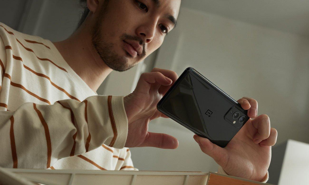 Smartfon OnePlus 9 Pro 5G 12/256GB Pine Green 120 Hz