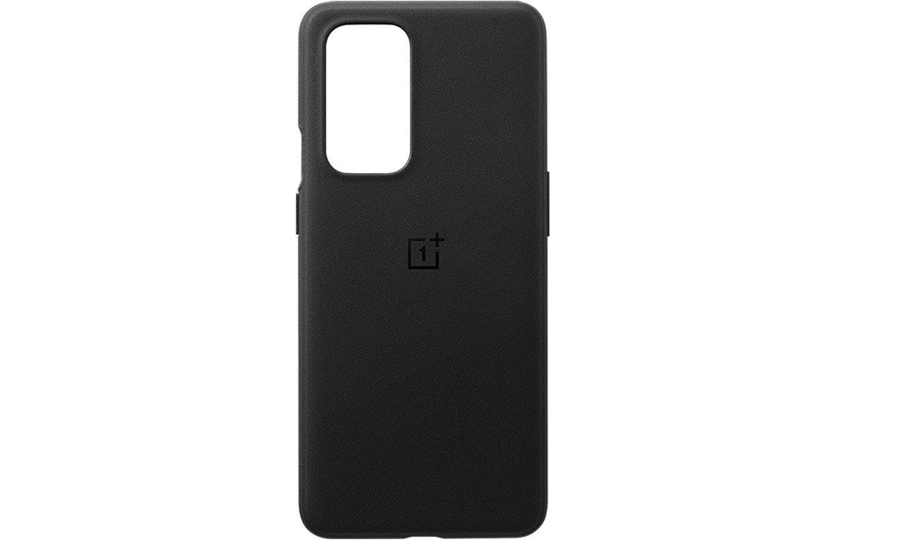 Etui Sandstone Bumper Case do OnePlus 9 Pro Czarne