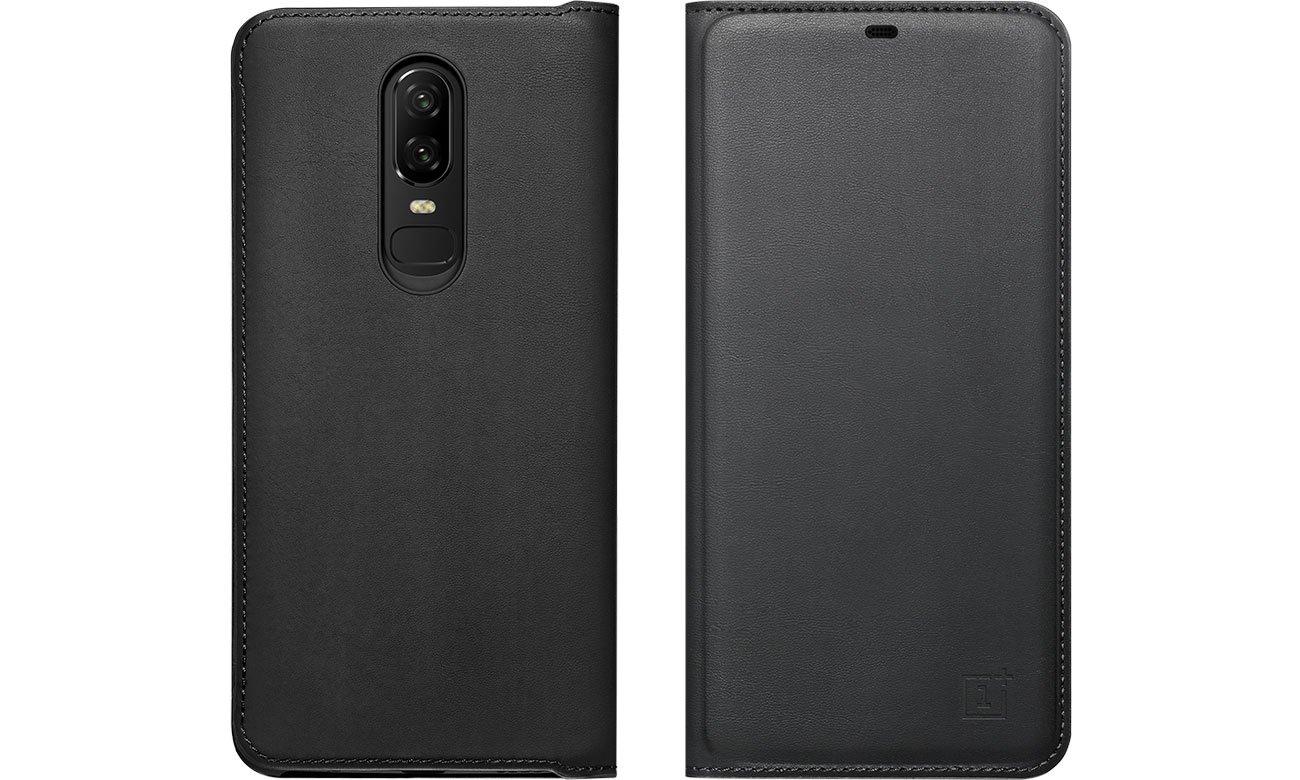 Etui/obudowa na smartfona Flip Cover do OnePlus 6