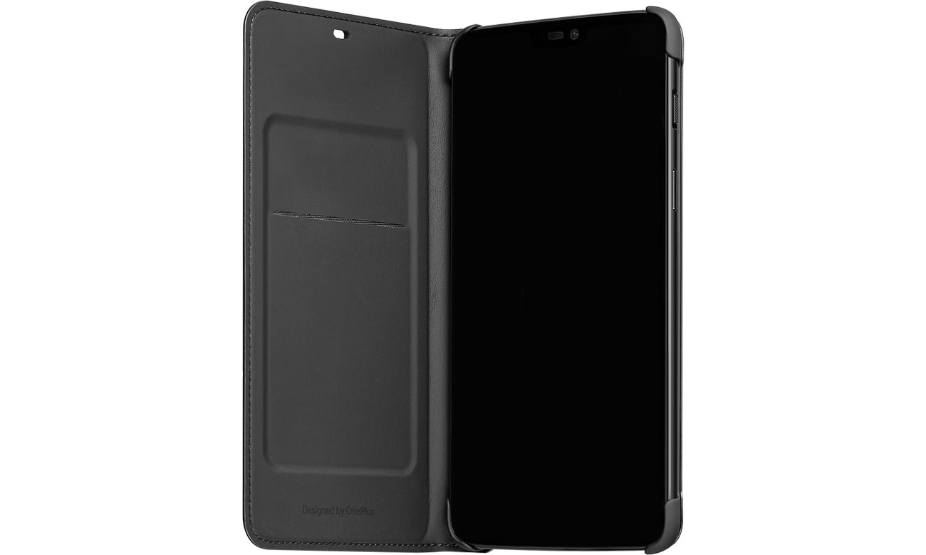 Flip Cover do OnePlus 6