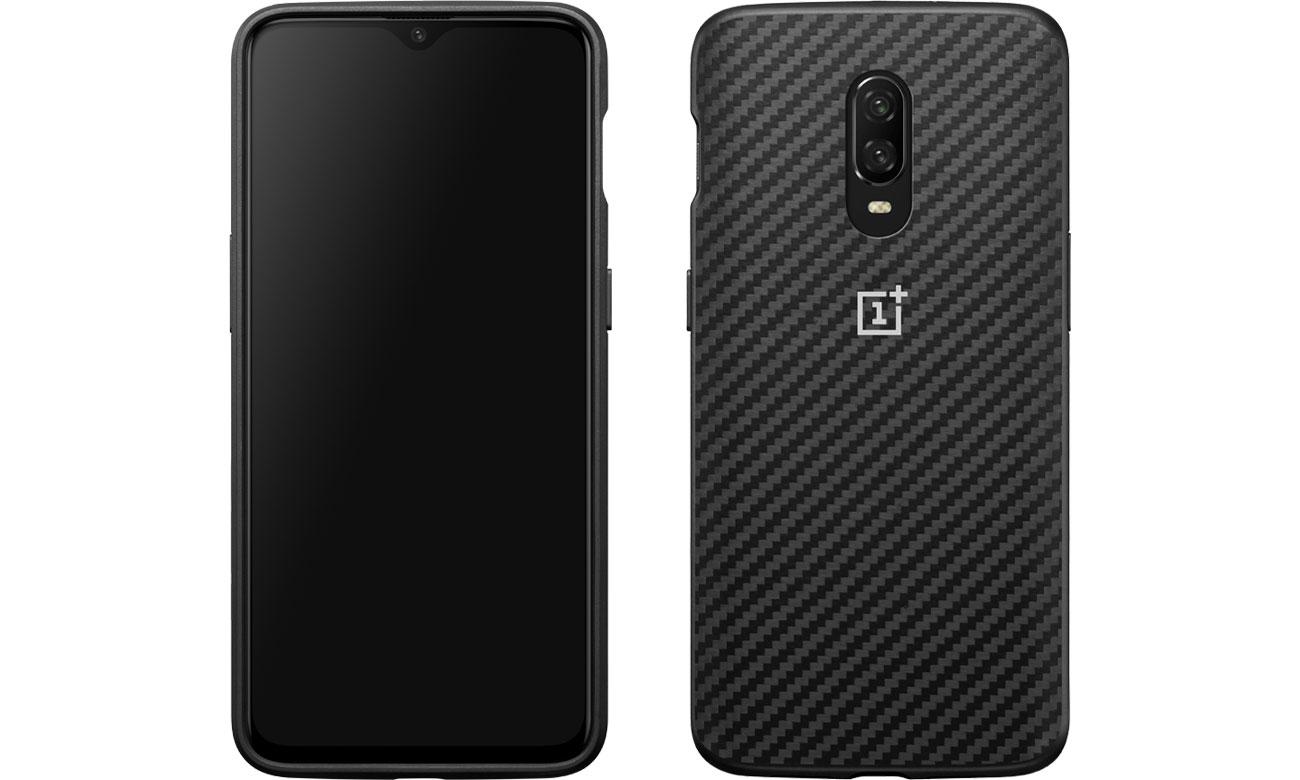 Etui/obudowa na smartfona Karbon Bumper Case do OnePlus 6t