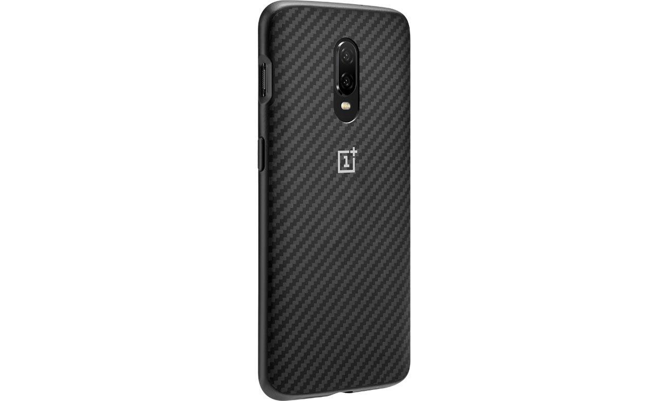 Karbon Bumper Case do OnePlus 6t