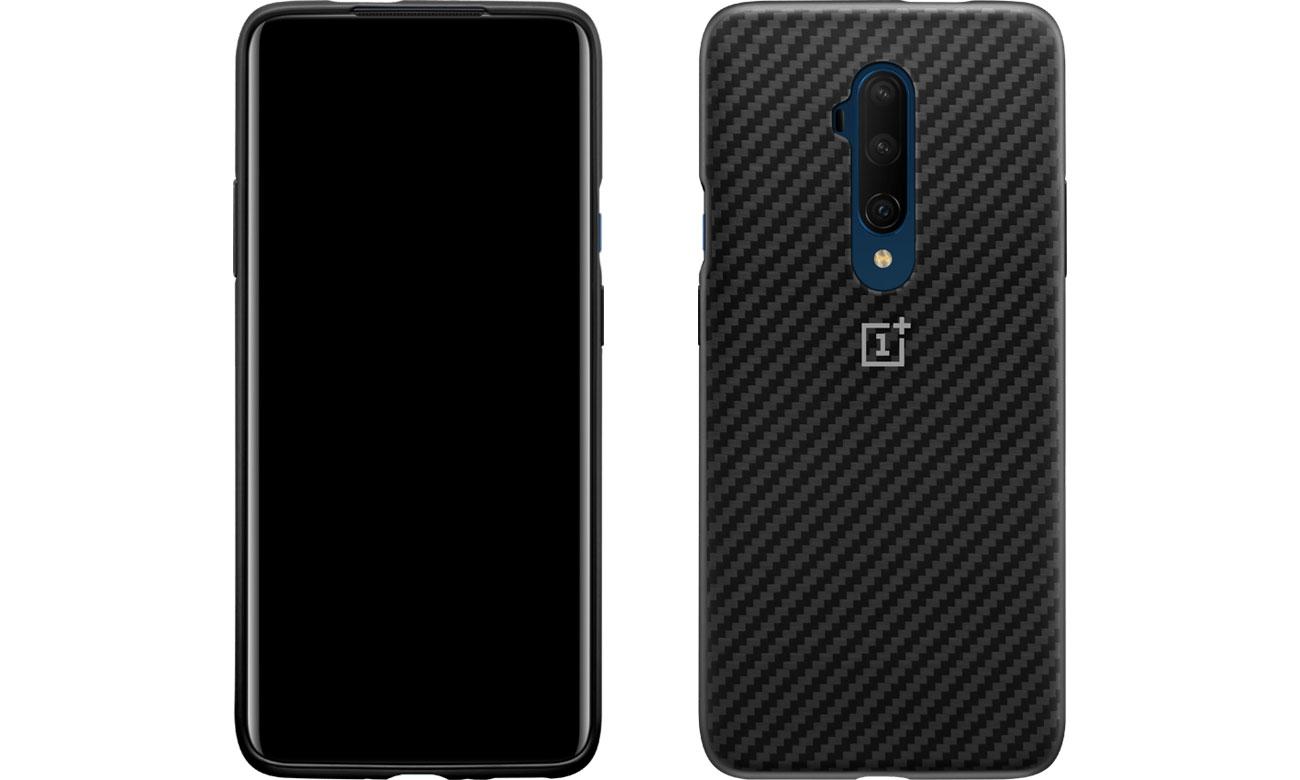 Etui/obudowa na smartfona Karbon Bumper Case do OnePlus 7T Pro