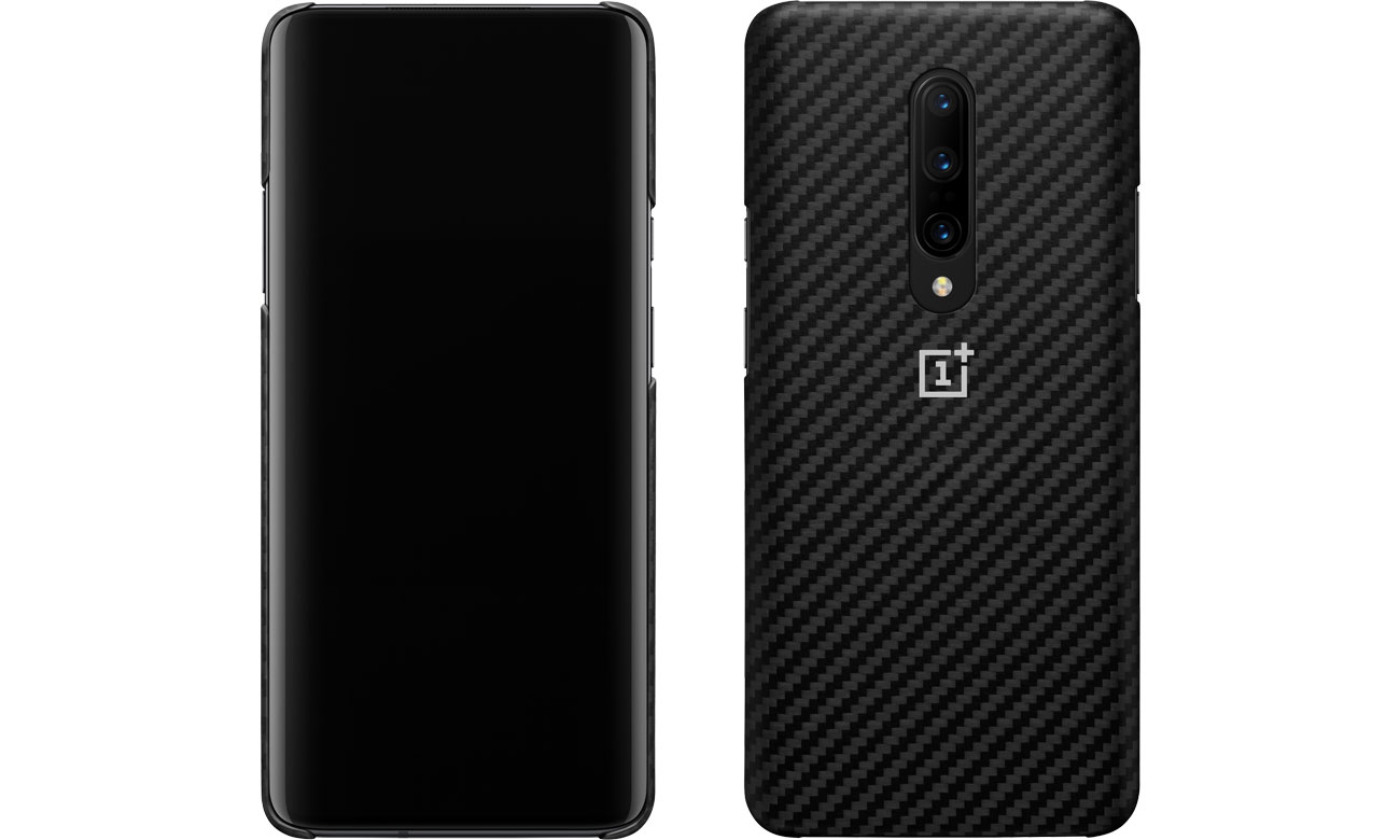 Etui/obudowa na smartfona Karbon Protective Case do OnePlus 7 Pro