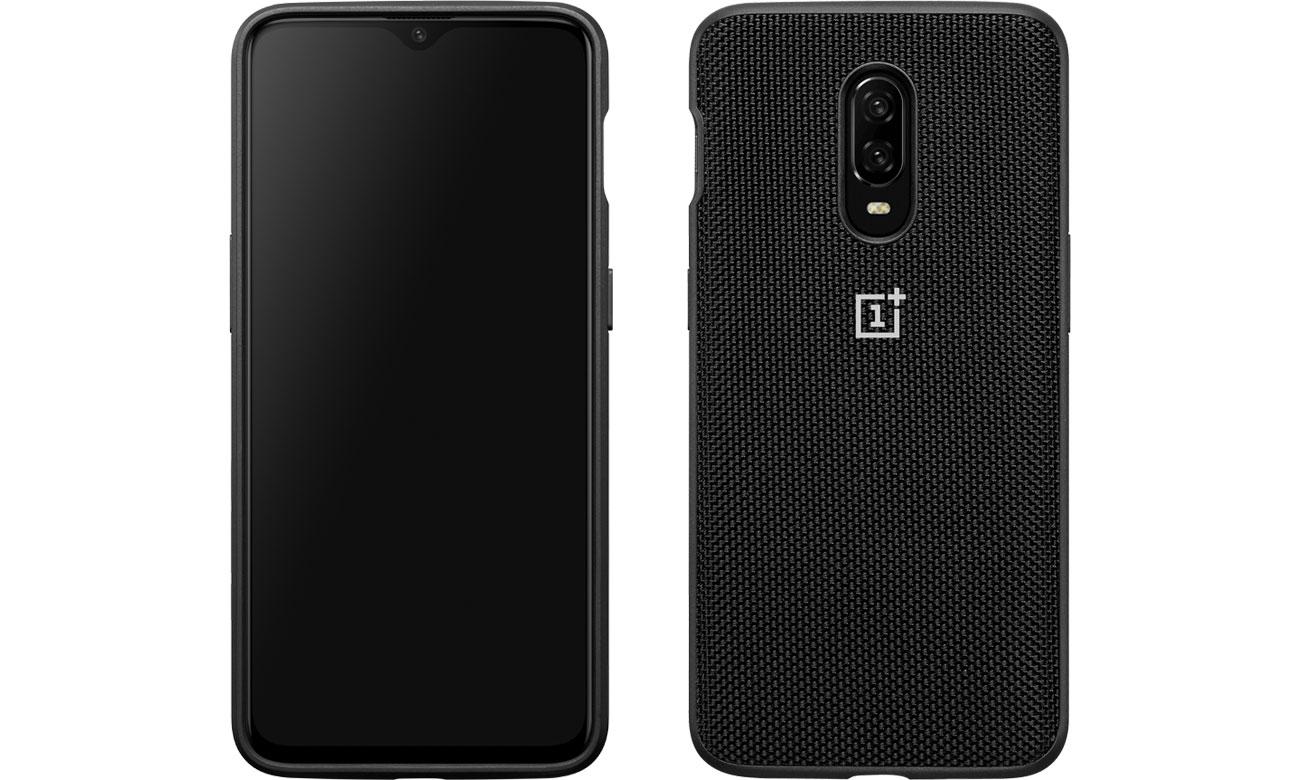 Etui/obudowa na smartfona Nylon Bumper Case do OnePlus 6t