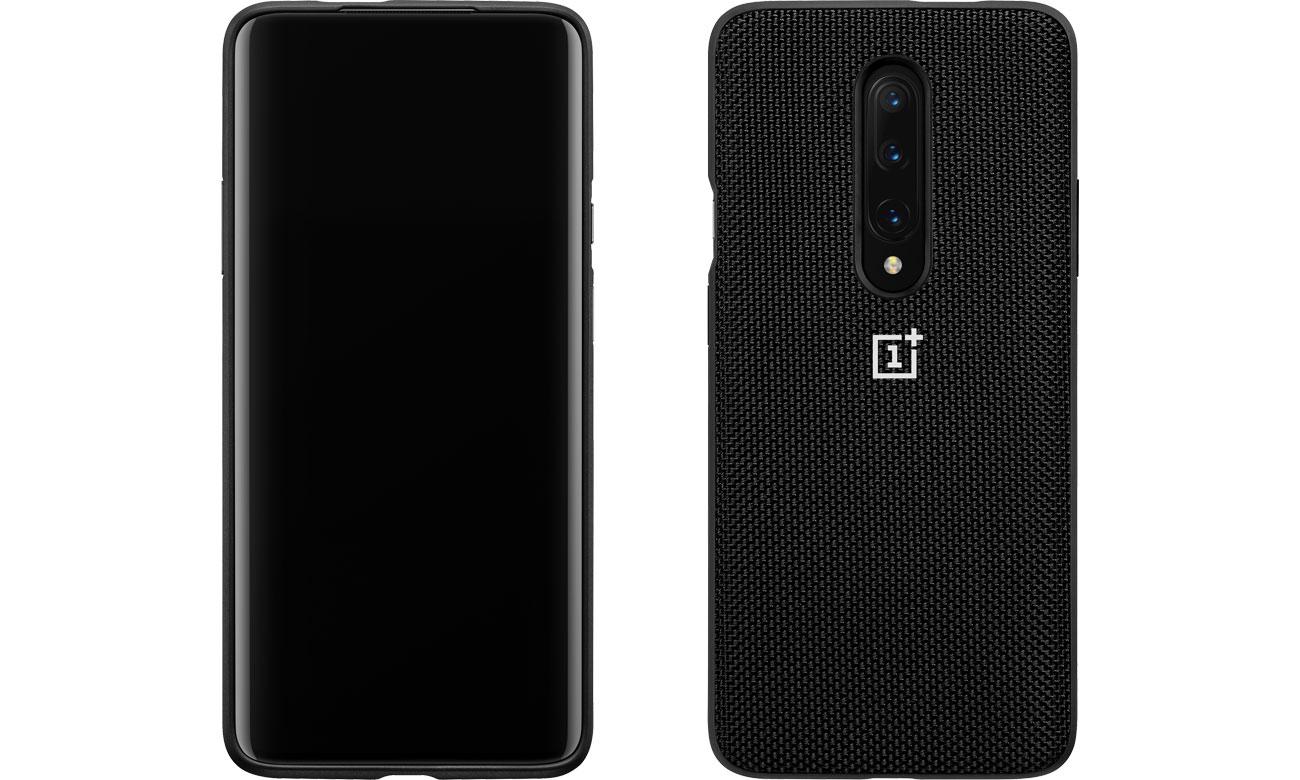 Etui/obudowa na smartfona Nylon Bumper Case do OnePlus 7 Pro