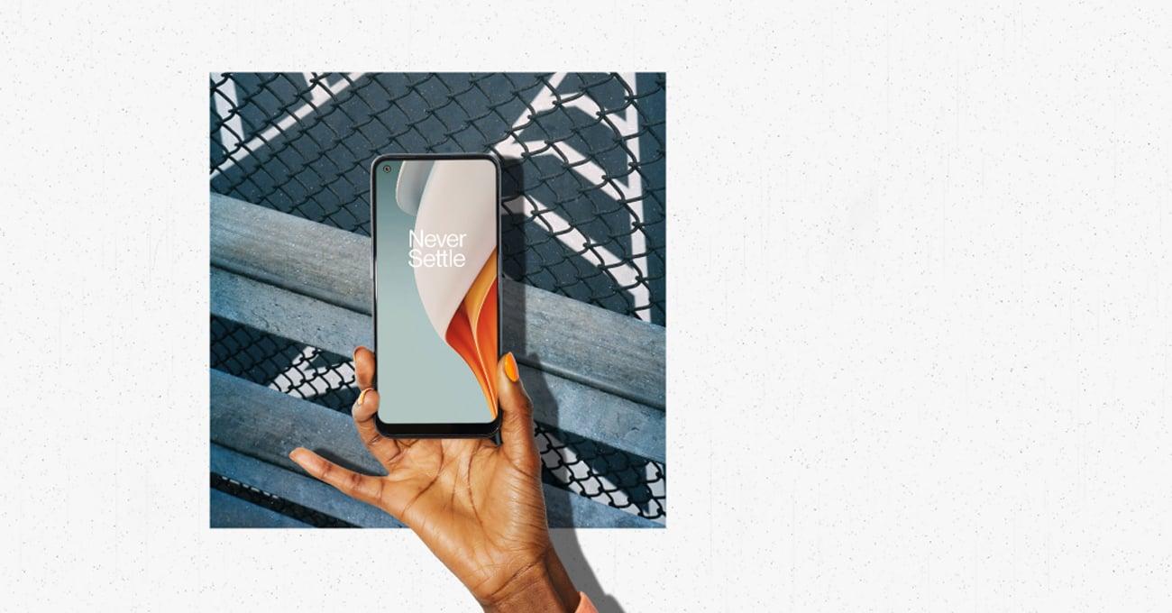 Ekran 6,52 cala w OnePlus Nord N100
