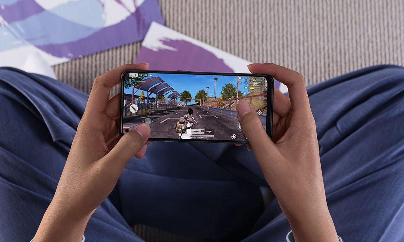 Smartfon OPPO A74 wyświetlacz AMOLED