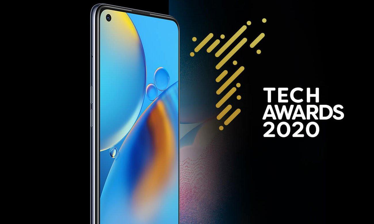 Smartfon OPPO A74 tech awards 2020