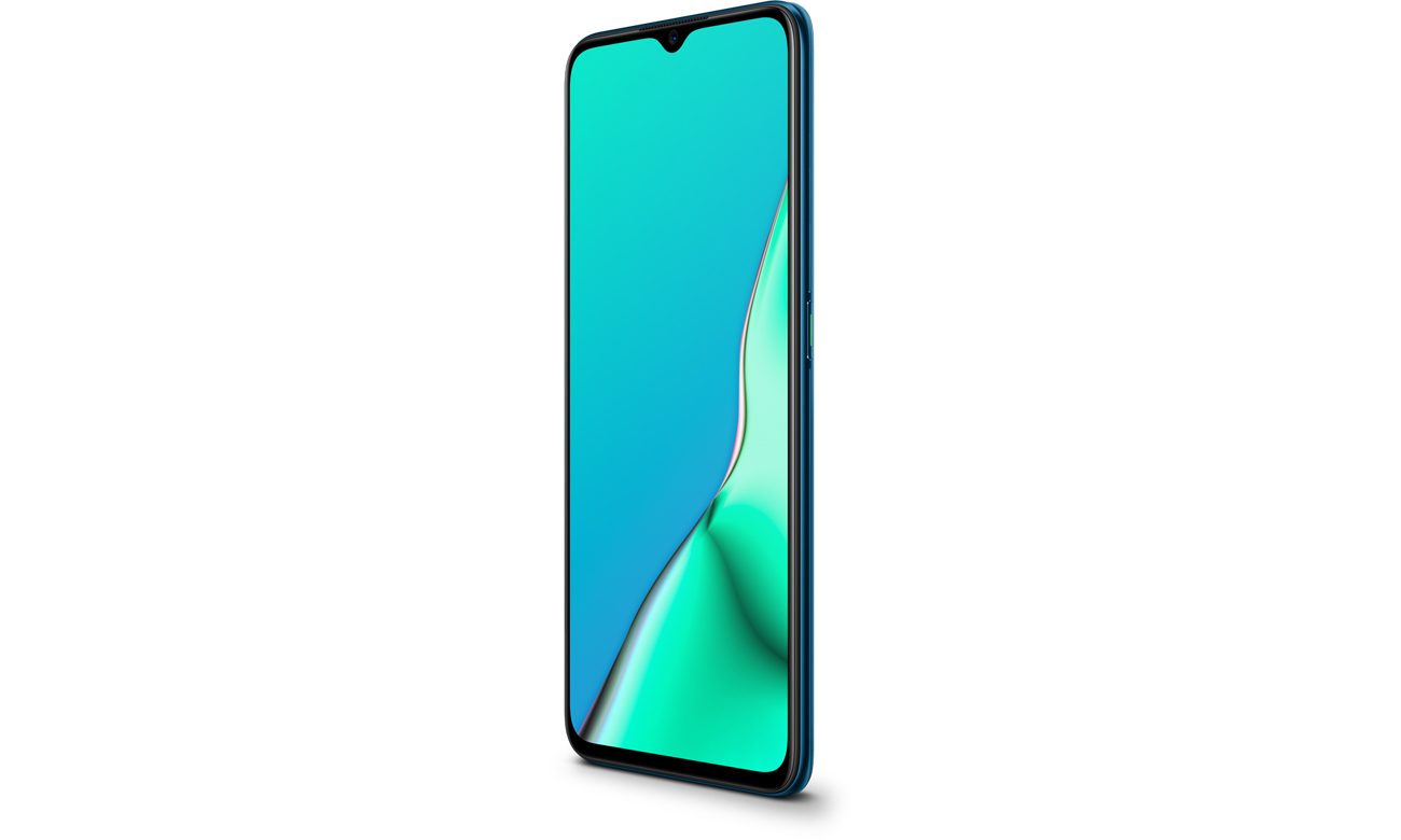 OPPO A9 (2020) ekran waterdrop panoramiczny