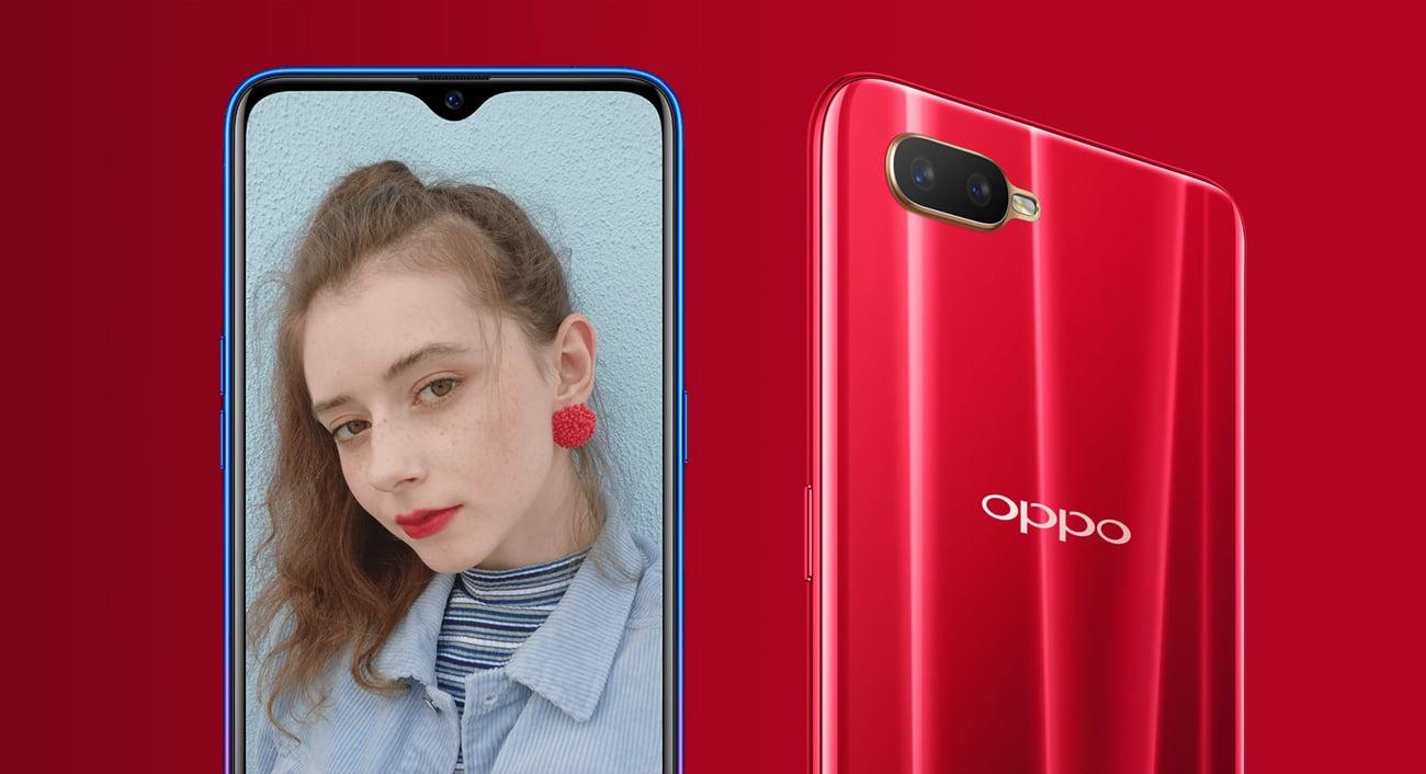 Oppo RX17 Neo piękne selfie 25 Mpix