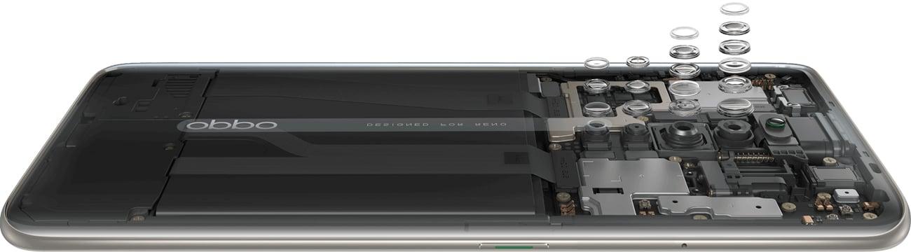 OPPO Reno2 Z aparat 48 Mpix Quad pixel f/1.7 eis