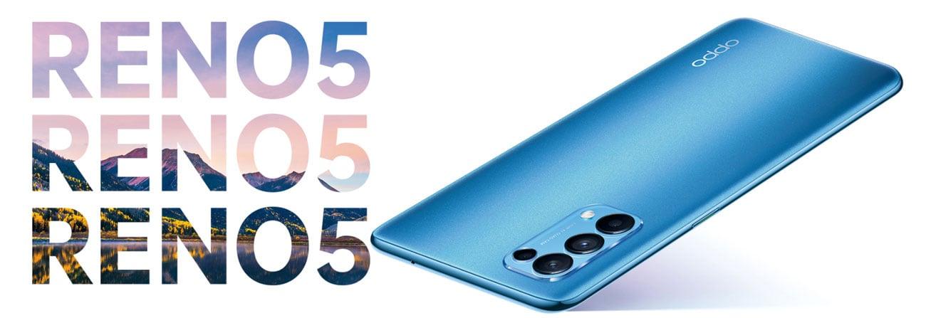Smartfon OPPO Reno5 5G