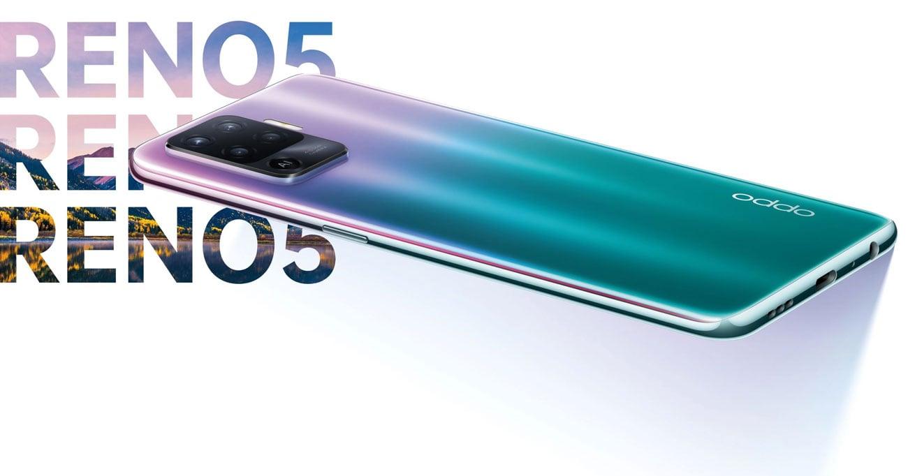 Smartfon OPPO Reno5 Lite
