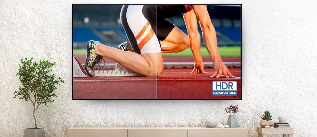 Kompatybilność HDR i HLG