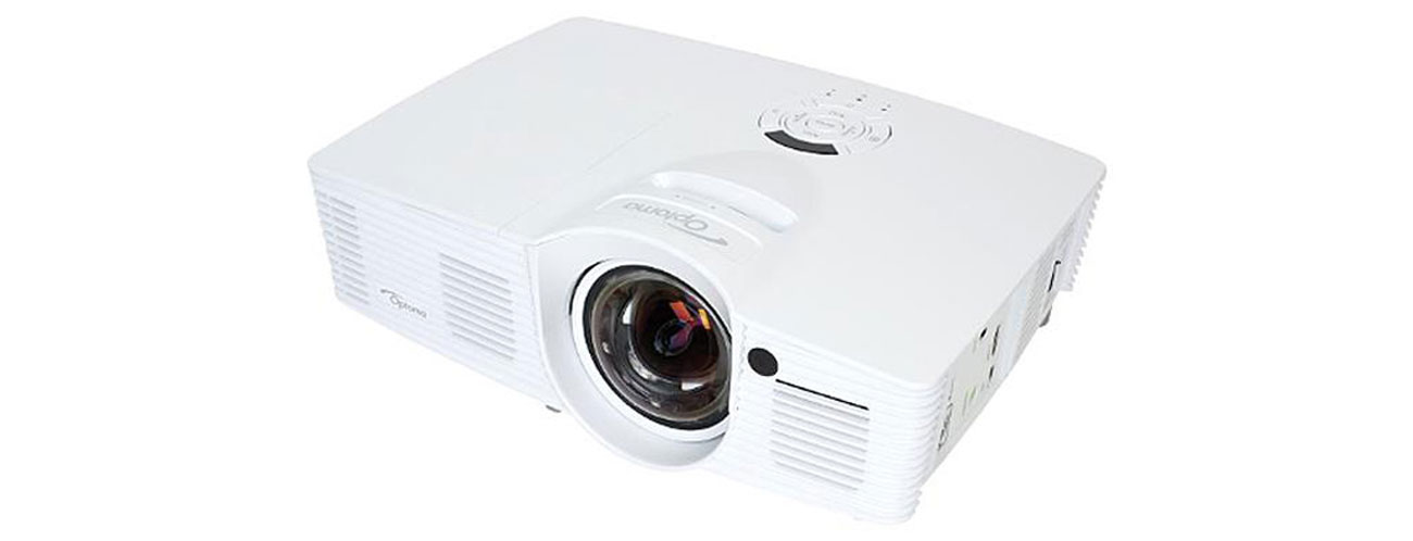 Optoma EH200ST DLP Rozdzielczość Full HD 1080p