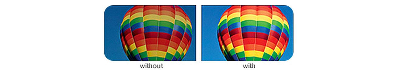 Optoma EH200ST DLP Oszałamiające kolory